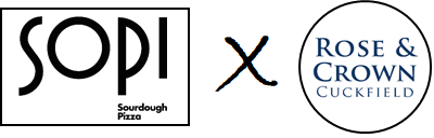 Sopi x R&C Logo combo