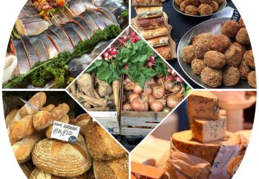 Cuckfield Farmers Market. Promo pic